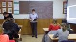 Участие волонтеров техникума в школе добровольцев